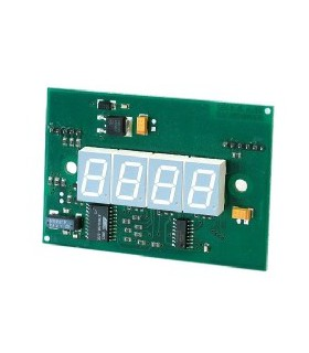 DISPLAY TOTALIZADOR Y PLACA IN. RM925