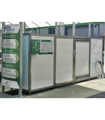 Sala Técnica Boxes de Lavado